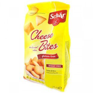Dr.Schar, 125 g, Gluten-Free Cracker, Cheese Flavored