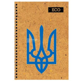 Morning, A6, 80 L, Notebook, Coat of Arms