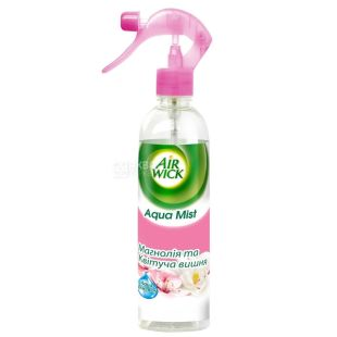 Air Wick, 345 ml, Air Freshener, Magnolia and Cherry Blossom, Spray