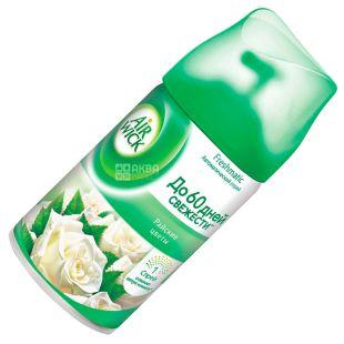 Air Wick, 250 ml, Air freshener, Paradise flowers, Replacement bottle