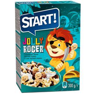 Start, 300 г, Сухой завтрак, Jolly Roger