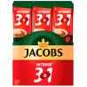 Jacobs Intense 3 в 1, 24 шт. х 13 г, Кавовий напій Якобс Інтенс, в стіках