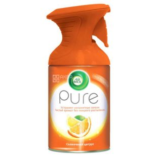 Air Wick, 250 ml, Air Freshener, Sunny Citrus, Pure