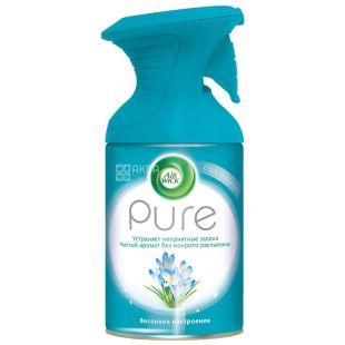 Air Wick, 250 ml, Air Freshener, Spring Mood, Pure