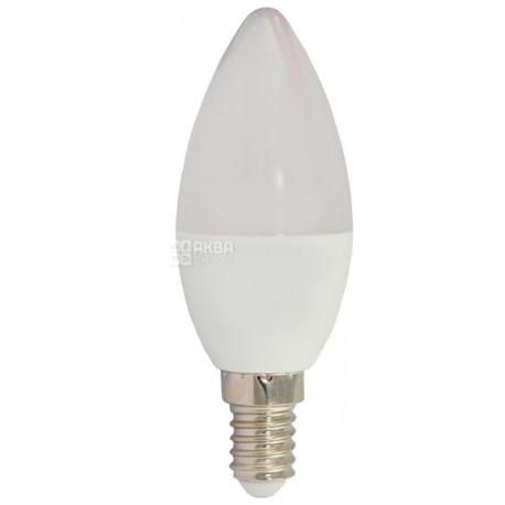 Nakamichi, Е14, Лампа світлодіодна 220V, 3000K (теплий)