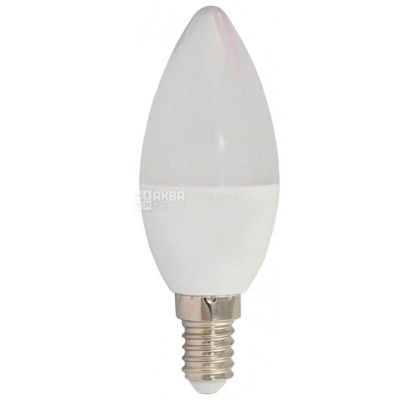 Nakamichi, Е14, Лампочка светодиодная 220V, 3000К (теплый свет)