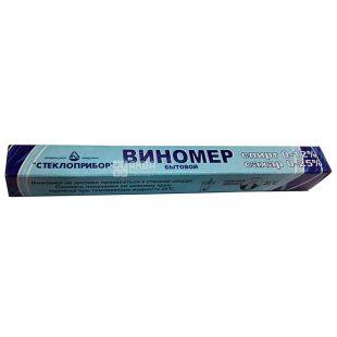 Steklopribor, Winomer household, 0-12 alcohol, 0.25% sugar