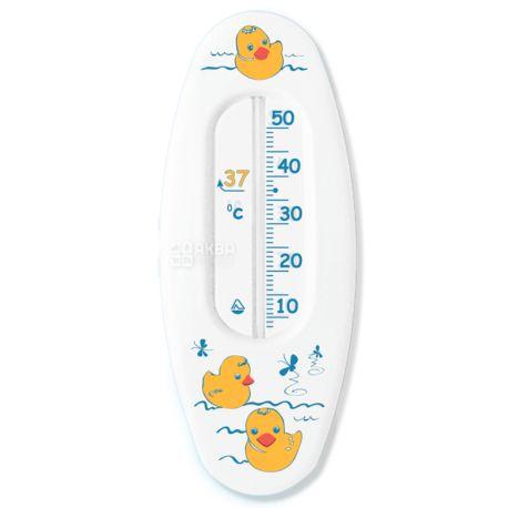 Склоприлад, Термометр побутовий, Для води, Сувенір В-1, Білий