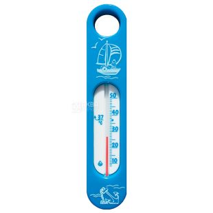Steklopribor, Thermometer household, For water, Souvenir V-2, Blue