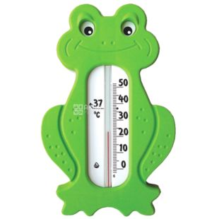 Steklopribor, Thermometer, household for water, Souvenir B-3, light green