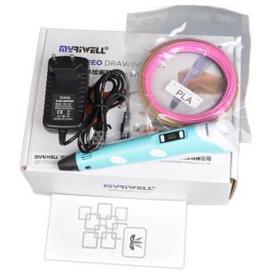 Myriwell, 3D Pen, Lcd Stereo Drawing