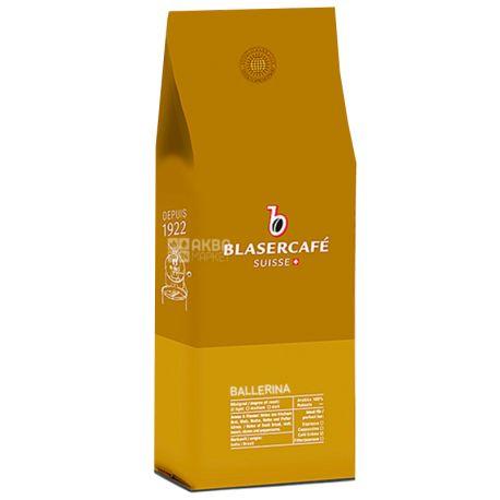BlaserCafe, Ballerina, 1 кг, Кава Блазер, Балерина, світлого обсмаження, в зернах
