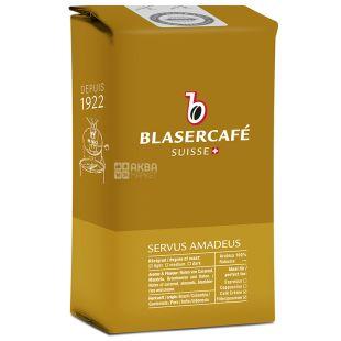 Blaser Cafe, 250 г, зернова кава, Servus Amadeus