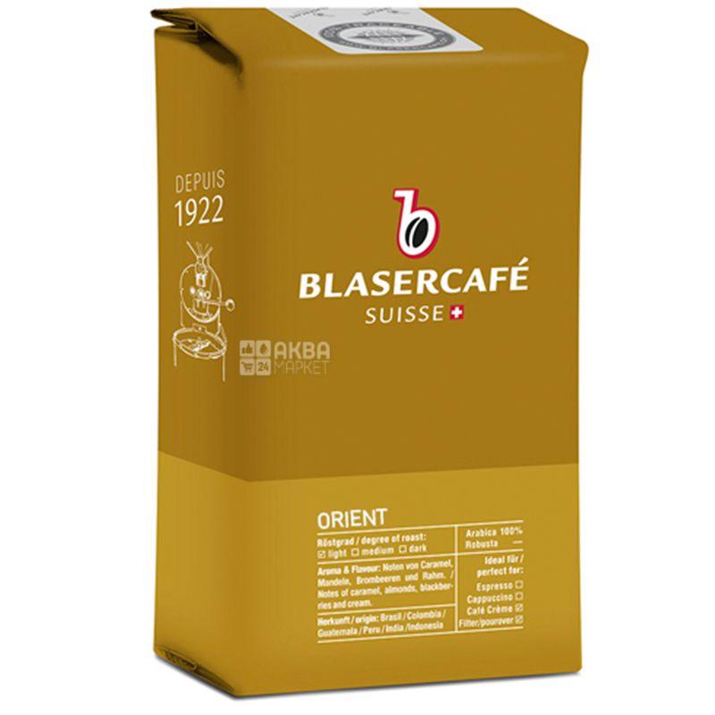 Blaser Cafe, 250 г, зерновой кофе, Orient