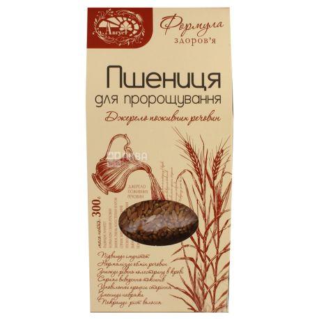 Август, Пшеница для проращивания, 300 г