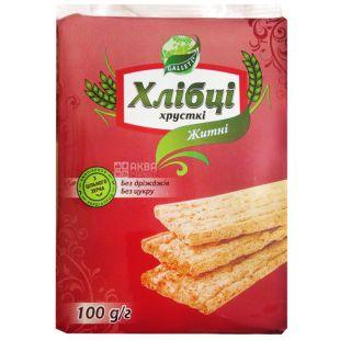 Galetti, 70 g, Bread, Rye