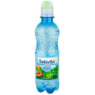 Bebivita, Вода детская негазированная с первых дней жизни, Спорт, 0,33 л