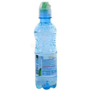 Bebivita, 0,33 л, Негазированная вода, Спорт, ПЭТ