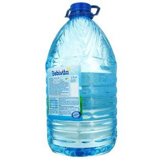 Bebivita, 5 л, Негазована вода, ПЕТ