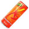 XS, 250 мл, Энергетический напиток, Со вкусом апельсина и кумквата