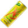 XS, 250 мл, Енергетичний напій, Зі смаком лимона, ж / б