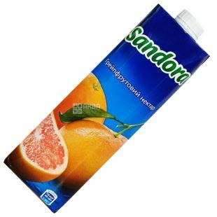 Sandora, 0,95 л, Нектар, Грейпфрутовый