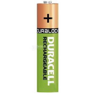 Duracell, AAA, 2 pcs., Batteries 850mAh TURBO, HR03