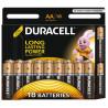 Duracell, AA, 18 шт., Батарейки, Basic