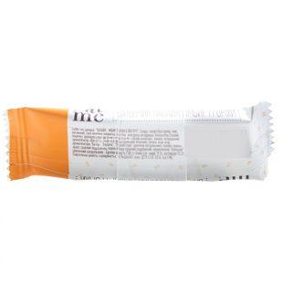 EatMe, 30 г, Батончик, Папайя, имбирь, орех в йогурте