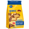 Leibniz, 100 г, Печиво, З шоколадом, Minis choko