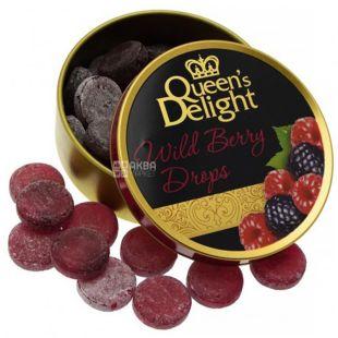 Queen's Delight, 150 г, Льодяники, Зі смаком лісових ягід