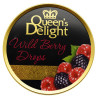 Queen's Delight, 150 g, Lollipops, Co taste of wild berries