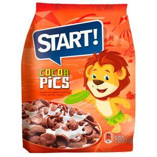 Start, 500 г, Готовий сніданок, Зерновий, м/у