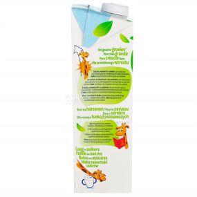 Alpro, Soya Complete Care, 1 л, Алпро, Соевое молоко, детское 1-3+, с кальцием и витаминами