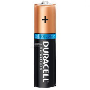Duracell, 8 шт., ААА, Батарейки, Turbo Max