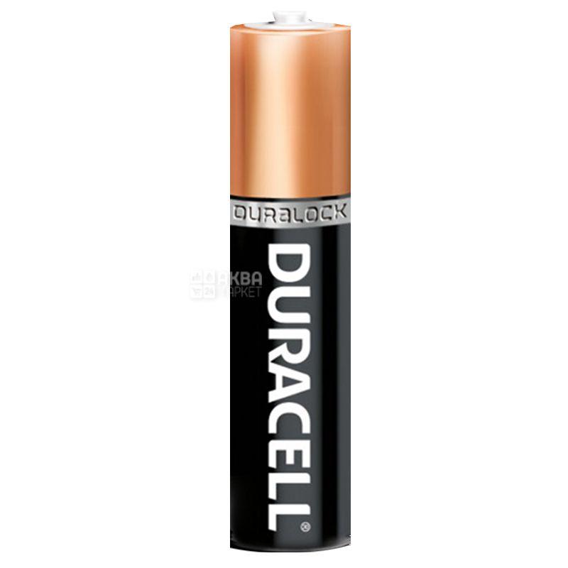 Duracell, 2 шт., АА, Батарейки, Basic