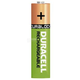 Duracell, 4AA, Charger + 4 batteries included, CEF15