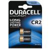 Duracell CR2 Ultra Lithium 3V, 2 шт., Литиевые батарейки