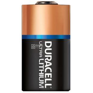Duracell 123 Ultra, 2 шт., Літієві батарейки