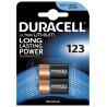 Duracell 123 Ultra Lithium, 2 шт., Литиевые батарейки
