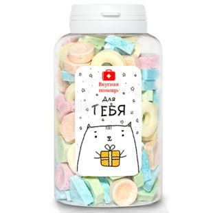 Tasty help, 250 ml, Chewing candies, For you
