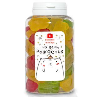 Tasty help, 250 ml, Chewy sweets, Birthday