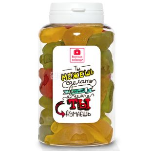 Tasty help, 250 ml, Chewy candies, You can