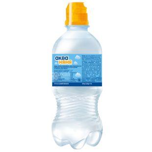 Аква Няня, 0,33 л, Вода негазированная, ПЭТ