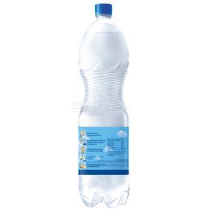 Аква Няня, 1,5 л, Вода негазована, ПЕТ