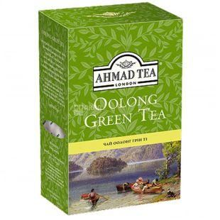 Ahmad, 75 г, Чай зеленый, Оолонг грин ти