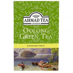 Ahmad, 75 g, green tea, oolong green tee