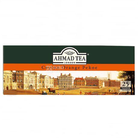 Ahmad Tea Ceylon Orange Pekoe, 25 пак, Чай черный Цейлон Оранж Пекое