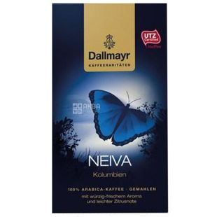 Dallmayr Neiva, 250 г, Кофе молотый Далмайер Нейва
