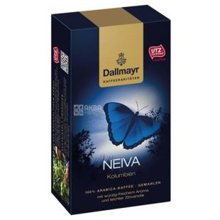 Dallmayr, 250 г, Кава мелена, Neiva, в/у